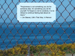 forgiveness for ourselves