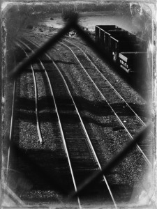 railroad tracks 2