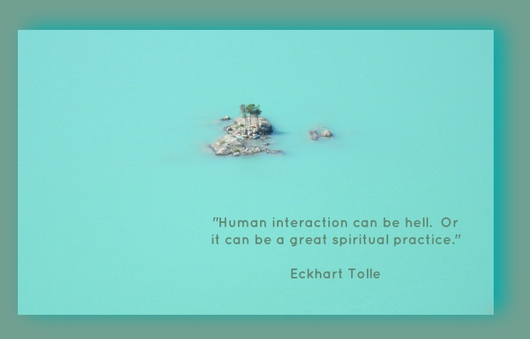 human interaction can be hell...