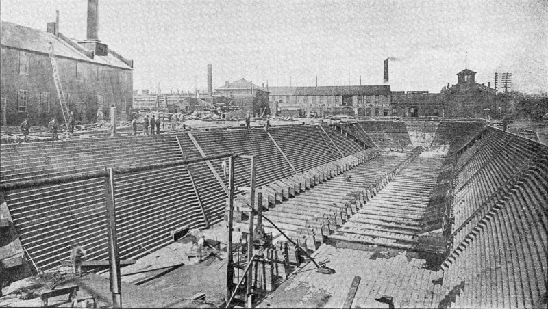 Dry dock number 2. This still remains today.