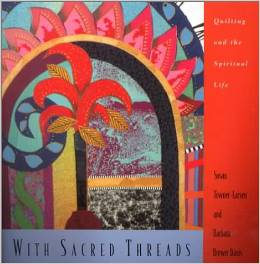 with sacred threads bookcover