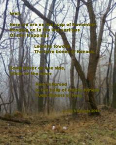 The Bare Bones of Kenosis