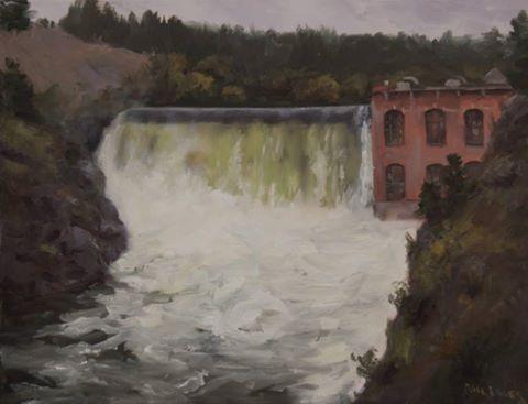 Nine Mile Falls Nora Egger