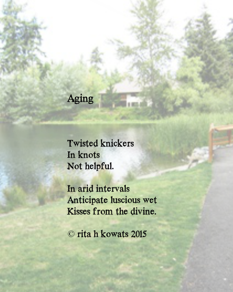 aging poem on echo lake bkgd