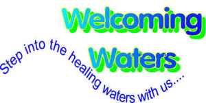WW step into the healing waters with us