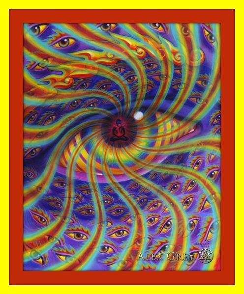 Liberation through Seeings by Alex Grey on Pinterest 2