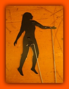 marionette woman