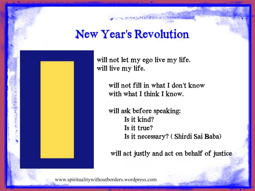 New Year's Revoluction