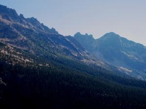 View from Washington Pass